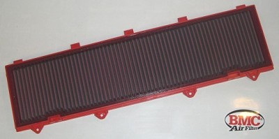 BMC Air Filter No. FB473/04  Porsche 911 (997) 3.6 Turbo, 480 PS, 2006 to 2009